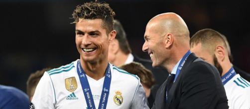 Real Madrid : Zidane aurait appelé Ronaldo