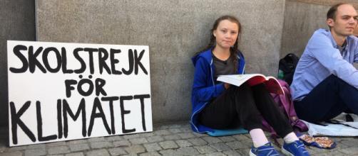 Giovani in piazza in tutto il mondo contro il cambiamento climatico