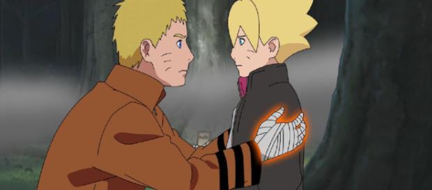Boruto: Naruto Next Generations Chapter 98: Beginning of the new arc. Image credit:ISV Productions/YouTube screenshot
