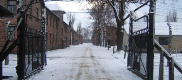 Il noto campo di concentramento situato in una città polacca.