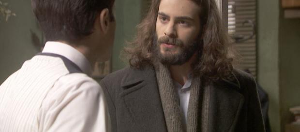 Il Segreto, trame spagnole: Isaac non crede che Alvaro ami veramente la Laguna