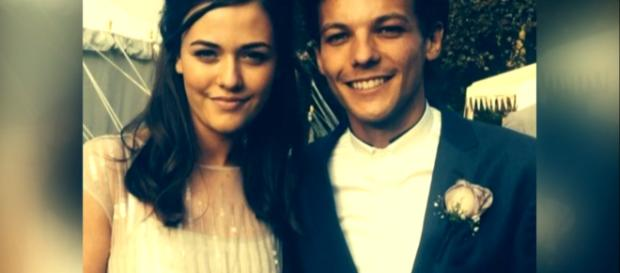 Louis Tomlinson 's sister, Felicite, was recently found dead. [Source: ODN/YouTube]