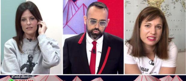 Risto Mejide en el programa de 'Todo es mentira'