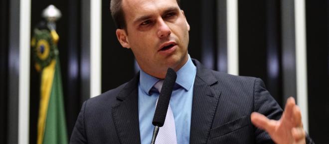 Eduardo Bolsonaro assume o comando da Comissão de Relações Exteriores da Câmara