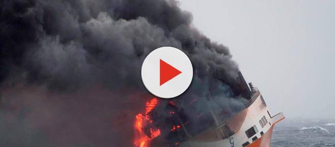 Naufrage du Grande America : la France se prépare à des nappes de pétrole sur ses côtes