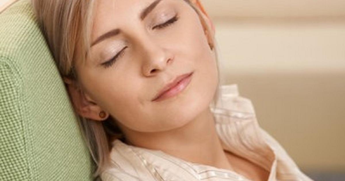 Il riposo pomeridiano aiuta ad abbassare la pressione, lo..