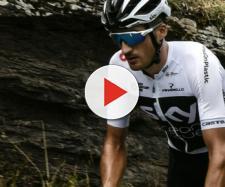 Gianni Moscon si è ritirato dalla Tirreno Adriatico