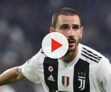 Juventus, Bonucci ha parlato della Champions.