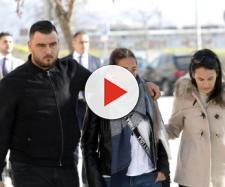 Los padres de Julen, con su abogada. / EUROPA PRESS