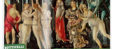 Artonauti, l'album di figurine alla scoperta dell'arte e dei suoi maestri