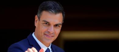 El presidente Pedro Sánchez y el mundo de la cultura buscan unir fuerzas