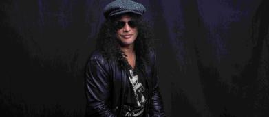 Slash consiglia i giovani musicisti: 'Mai scendere a compromessi'