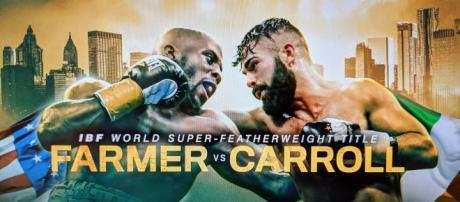 Farmer vs Carroll: diretta streaming su DAZN