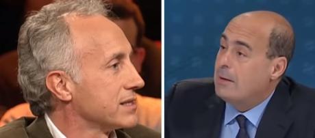 Marco Travaglio attacca il nuovo corso del Partito Democratico