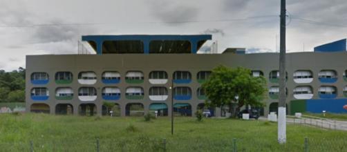 Briga termina com aluno ferido em escola em Campo Grande. (Imagem: Reprodução/ Google Maps)