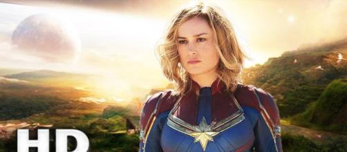 "Captain Marvel is making her presence felt in latest ""Avengers: Endgame"" trailer. [Image Credit] Marvel/YouTube"