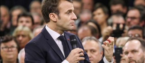 Face aux maires : ISF, RIC, 80km/h... Comment Macron a ouvert le ... - lexpress.fr