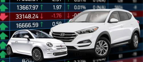Fca cal del -5,3% a febbraio, ma supera Hyundai al quarto posto - motor1.com