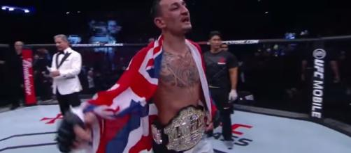 Holloway vs Poirier for interim lightweight title - Image credit - UFC - Ultimate Fighting Championship | YouTube