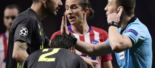 Juventus-Atletico, polemiche in Spagna sul secondo gol di Cristiano Ronaldo