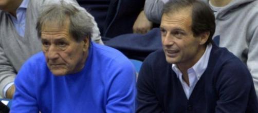 Juventus, Galeone: 'In passato Allegri ha avuto un incontro con De Laurentiis'