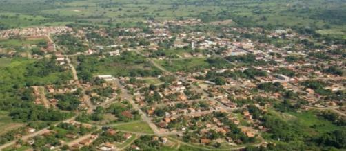 Município de Aragominas fica na região norte de Tocantins (Divulgação/ Prefeitura de Aragominas)