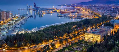 Nuestras oficinas de alquiler de coches en Málaga - OK Rent a Car - okrentacar.es