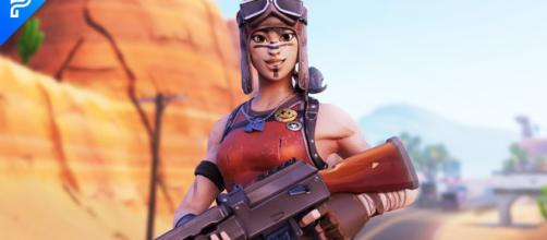 Renegade Raider is coming to the Fortnite Item Shop. Credit: Enton / YouTube