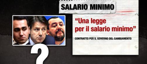 Salario minimo da 9 euro lordi all'ora, iniziano i summit governo sindacati.