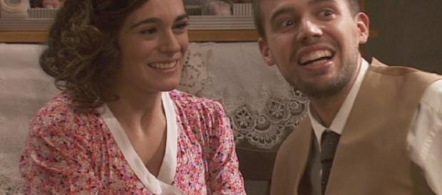 Anticipazioni Il Segreto: Gracia diventa mamma di una bimba, Dolores felice.