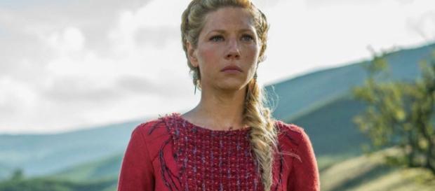 Lagertha em Vikings (Foto: Divulgação/ History Channel)