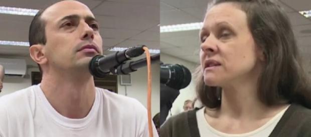No caso Bernardo, pai e madrasta foram condenados (Reprodução TV Globo)