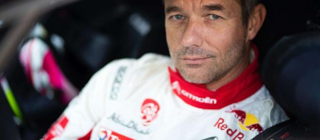 Tour de Corse : 5 images des essais de Sébastien Loeb