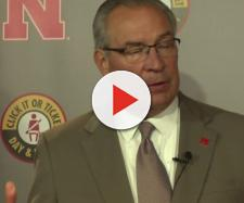 Bill Moos didn't make the right call on Friday [Image via HuskerOnline Video/YouTube]