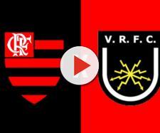 Flamengo x Volta Redonda ao vivo. (Foto: Reprodução)