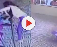Jovem luta e escapa com vida em Suzano (Reprodução G1)