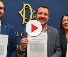 Made in Italy, Salvini presenta legge per togliere il marchio a chi produce all'estero - Il Mattino