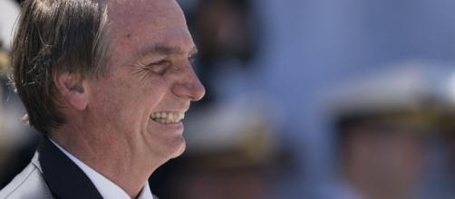 Em primeira agenda nos EUA, Bolsonaro janta com embaixador e ministros (Arquivo Blasting News)