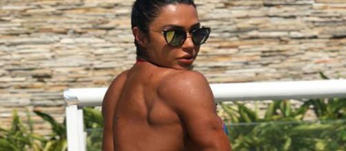 Gracyane Barbosa fala sobre planos de engravidar. (Foto: Reprodução / Instagram)