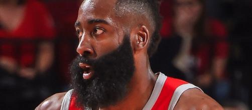James Harden scored 41 points in a Rockets' win on Friday (Mar. 15). [Image via NBA/YouTube]