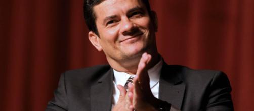 Ministro Sergio Moro. (Foto: Reprodução/Arquivo Blasting News)