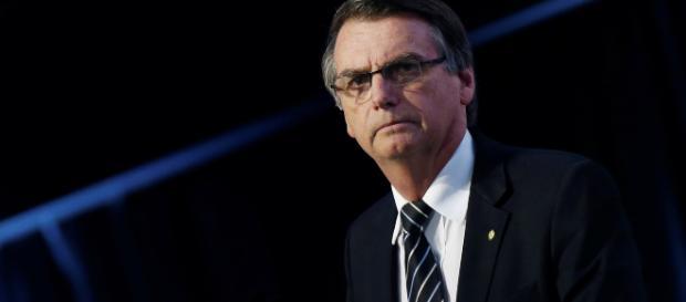 Bolsonaro se manifesta após decisão do STF. (Foto: Reprodução)
