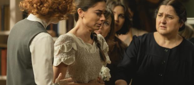 Il Segreto, anticipazioni iberiche: Alvaro scarica Elsa a pochi giorni dalle nozze