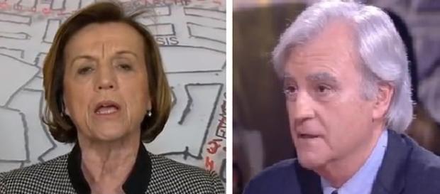 L'ex ministro Fornero e il professor Rinaldi, scontro in tv