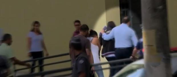 Menor suspeito esperava ter sido convidado para ataque em Suzano. (Foto: Reprodução Jornal Nacional/TV Globo)