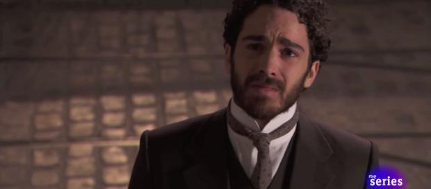 Una Vita, puntata del 17 marzo: Diego vuole lasciarsi morire