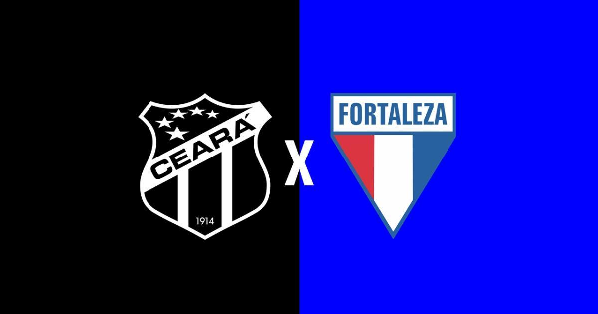 d9664fdd49bb8 Ceará x Fortaleza  transmissão do jogo ao vivo no Fox Sports no domingo