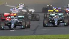 Bottas surpreende e vence o Grande Prêmio da Austrália de Fórmula 1