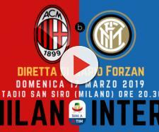 Serie A: 28ma chiude il derby di Milano: Milan Inter