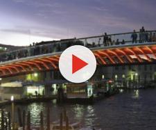 Venezia, trovata morta la donna del video hot sotto il ponte di Calatrava | veneziatiamo.eu